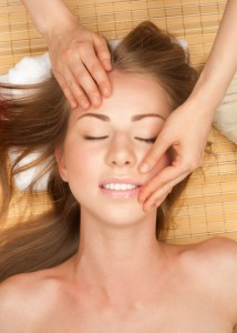 Natural Facial Lift treatment