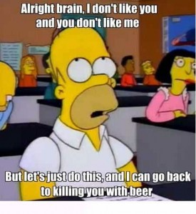 Homer - exam funny-quotes-quotes-funny-quotes-pictures-funny-quotes-and-sayings-funny-jokes-Favim.com-557465